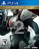 Destiny 2 - Digital Deluxe Edition - PS4 [Digital Code] (Software Download)