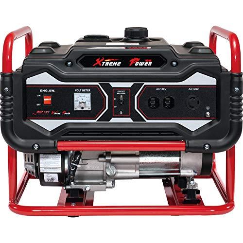 XtremepowerUS 4000-Watt Gasoline Generator Emergency Lifan Engine...