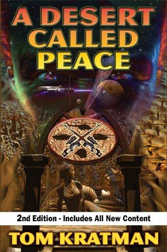 A Desert Called Peace, Second Edition (Carerra Series Book 1) by [Tom Kratman]
