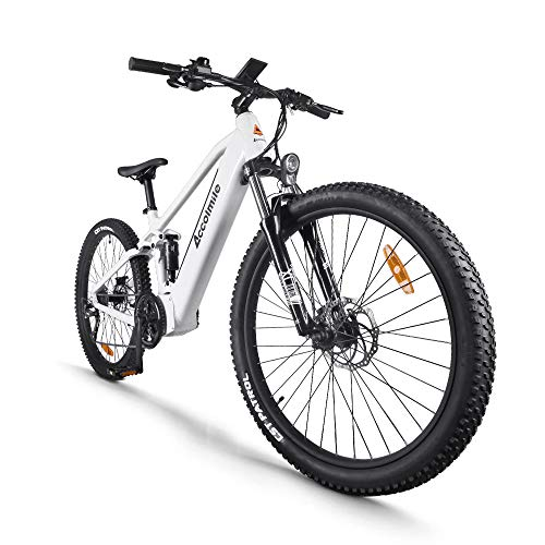 Bicicleta de montaña eléctrica de 27,5 Pulgadas, Motor Central...