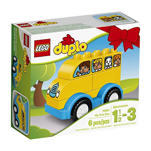 LEGO DUPLO My First Bus 10851 Building Kit