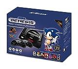 85 jeux inclus Inclut deux manettes sans fils 2.4G Sortie HDMI 720P Ecran HD 720P Design de la version originale Port pour carte SD (capacité carte : 16go) 2 ports pour brancher les manettes classiques Filtre balayage vidéo Fonctions SAVE/PAUSE/RETOU...