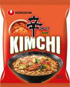 Nongshim kimchi ramyun - spicy vegetable lamen - imported from korea