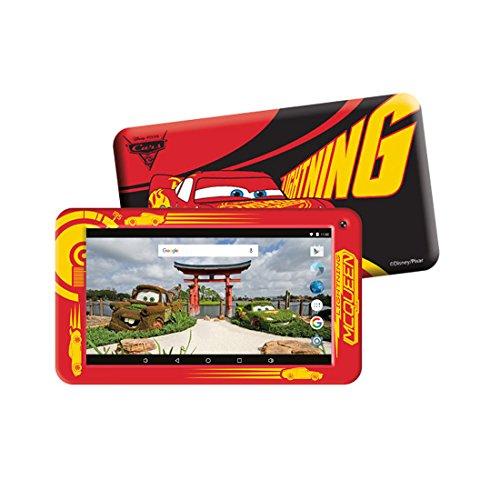 eSTAR 529738812341317,78cm (7pollici) Tablet PC (AMD A series Quad Core 1,3GHz, 8GB di RAM, Android 6.0) rosso
