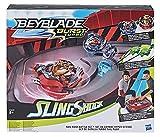 Beyblade Burst Turbo Arene Hyper Vitesse et toupies Beyblade Burst...