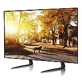 RFIVER Pied TV sur Table Meuble TV avec Support Réglage de la Hauteur pour...