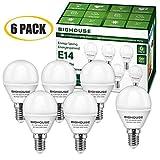 Ampoule LED E14 P45 Type Globe, 5W équivalent Ampoule Halogène 40W,...