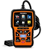 FOXWELL NT301 OBD2 Scanner Professional Mechanic OBDII Diagnostic Code Reader Tool for Check Engine...