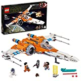 LEGO Star Wars,  Le chasseur X-wing de Poe Dameron, Set de construction, Collection L'Ascension de Skywalker, 127 pièces, 75273