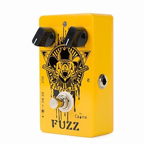 Caline CP-46 Fuzzy Bear FUZZ Guitar Effect Pedal