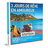 SMARTBOX - Coffret Cadeau Couple - Idée cadeau original : Séjour de...