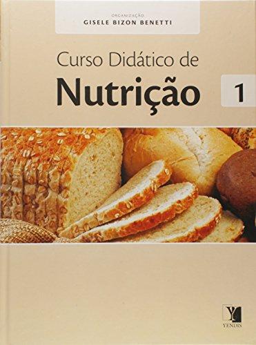 Curso Didático de Nutrição - Volume 1