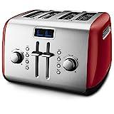 KitchenAid KMT422OB 4-Slice Toaster...