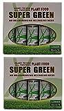 KL Design & Import - 20 Bottles of Super Green Green Lucky Bamboo Fertilizer Plant FoodNEW