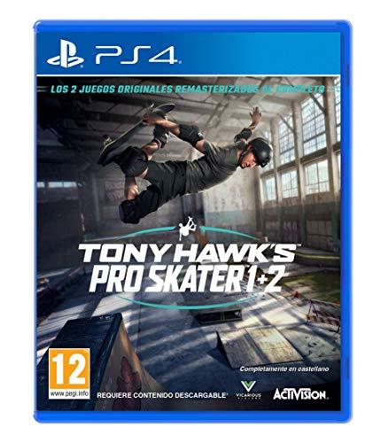 Tony Hawks Pro Skater 1 und 2 [Collectors Edition] (PS4) - Deutsche Verpackung