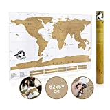 Carte du monde à gratter – Carte du monde – Carte du monde – Carte du monde à gratter –...
