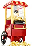 Gadgy  Machine à Pop Corn | Retro Popcorn Maker | Air Chaud Sans Gras Huile