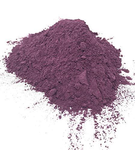 Purple Sweet Potato Powder (Japanese Purple Yam, Ube) - 100% Natural - Delicious, Color-changing Raw Sweet Potato Powder | Add To Cereal, Porridge, Yogurt, Smoothies | Net Weight: 2.64oz/75g