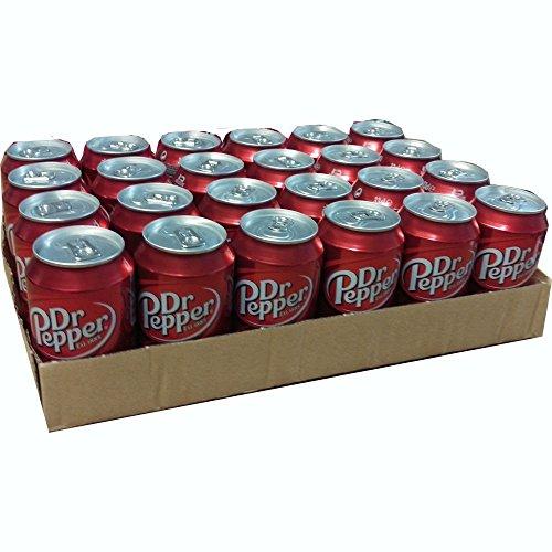 DR. Pepper lata, 24 Pack, 24 x 0,33 l