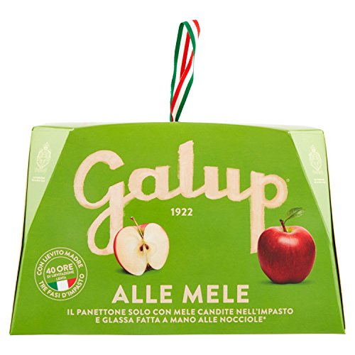 Galup NV06 Panettone Alle Mele, 750 Gr