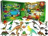 KITEOAGE Calendrier de L'Avent 2021 Dinosaure Jouet avec 24 Jours Surprises...
