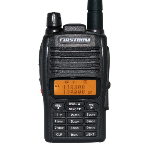 F.R.C FIRSTCOM ファーストコム GPS搭載ワイドバンドレシーバー FC-S789