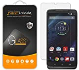 Supershieldz (2 Pack) for Motorola Droid Turbo Tempered Glass Screen Protector, Anti Scratch, Bubble Free