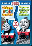 Thomas & Friends: Thomas and the Toy Workshop / Thomas & the Really Brave Engines Double Feature