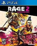 Rage 2 - PlayStation 4 Deluxe Edition [Amazon Exclusive Bonus] (Video Game)