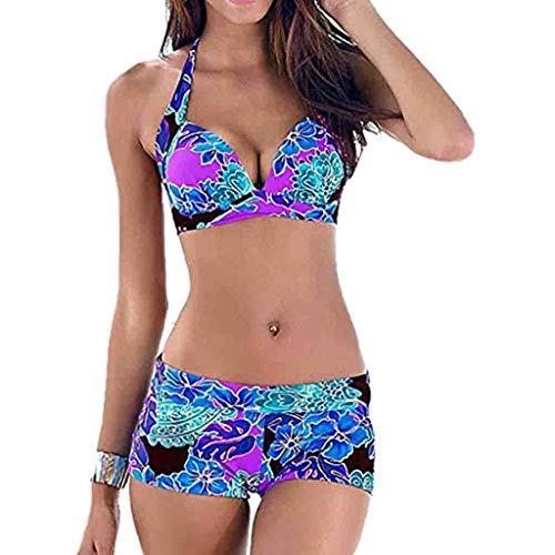 Comprar Bikini Mujer, Bikinis 2021 Push Up, Bikini 2021 Mujer, Bañadores Natacion Mujer...