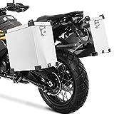 Maletas de Aluminio + Kit 16mm para Suzuki V-Strom 650 / XT
