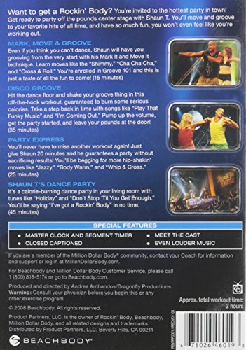 Shaun T's Rockin' Body DVD Workout 2