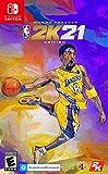 NBA 2K21 Mamba Forever Edition - Nintendo Switch