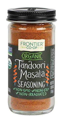 Organic Tandoori Masala Seasoning