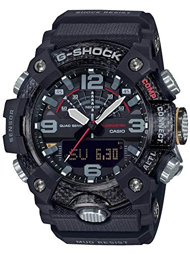 Casio Herren-Uhren Analog, digital Quarz One Size Resin 87777481