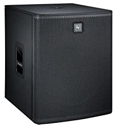 Electro-voice ELX118P Powered DJ Subwoofer Review