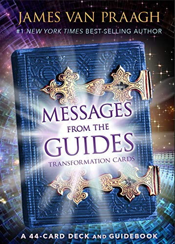 Messages from the Guides Transformation Cards