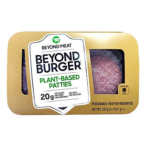 Beyond Meat Burger   Hamburguesa 100% Vegetal   Plant Based