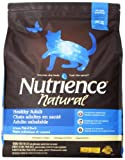 Nutrience Natural Healthy Adult Cat Food, 18-Pounds, Ocean Fish And Duck