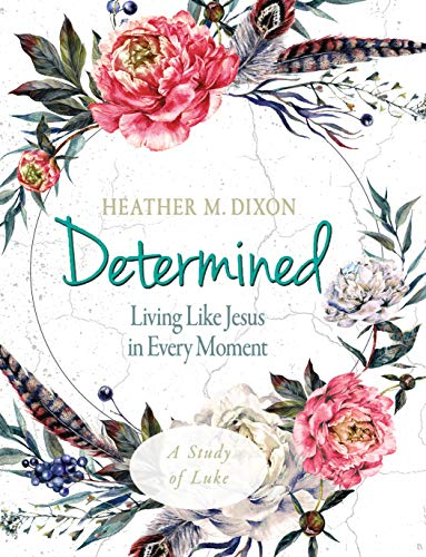 Determined - Women's Bible Study Participant Workbook:...