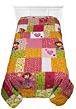 Dora Puppy Twin/Full Comforter & Cuddly Removable Blankie