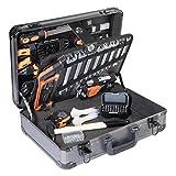 Ribelli 500181 Maletín de herramientas, 500 piezas