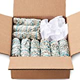JL Local 25 Wholesale White Sage Smudge Sticks for Cleansing, Purifying & Smudging