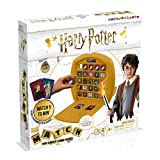 Match Harry Potter - Juego de Mesa de Top Trumps – Conecta en línea a 5 de tus personajes favoritos de Harry Potter
