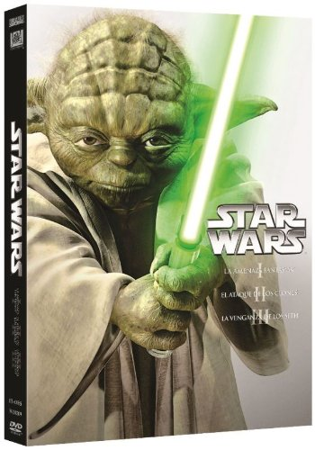 Star Wars Trilogia Ep I-Iii [DVD]