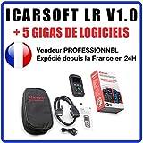 MISTER DIAGNOSTIC ICARSOFT LR V1.0 - Maleta de diagnóstico para Land Rover & Jaguar
