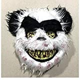 Halloween Animal Mask Creepy Scary Mask,Costume Party Props,Bloody Bunny Bear
