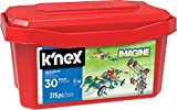 K'NEX - Deluxe Building Set 375 Pieces for Ages 7+ Construction Education Toy (Toy)
