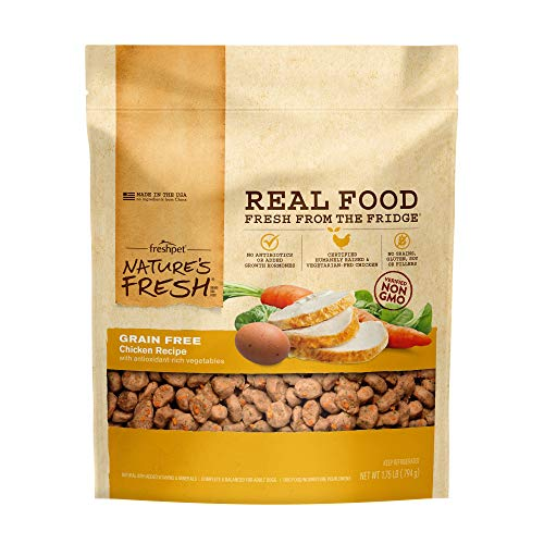 Freshpet, Dog Food Nature's Fresh Chicken, 28...
