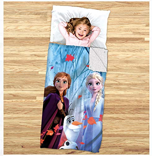 Disney Frozen 2 Slumber Bag and Cozy Cover